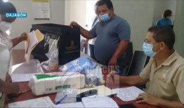 Todo listo en Dajabón para proceso electoral