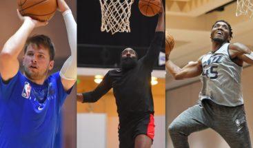 La NBA anuncia cero positivos desde el 13 de julio