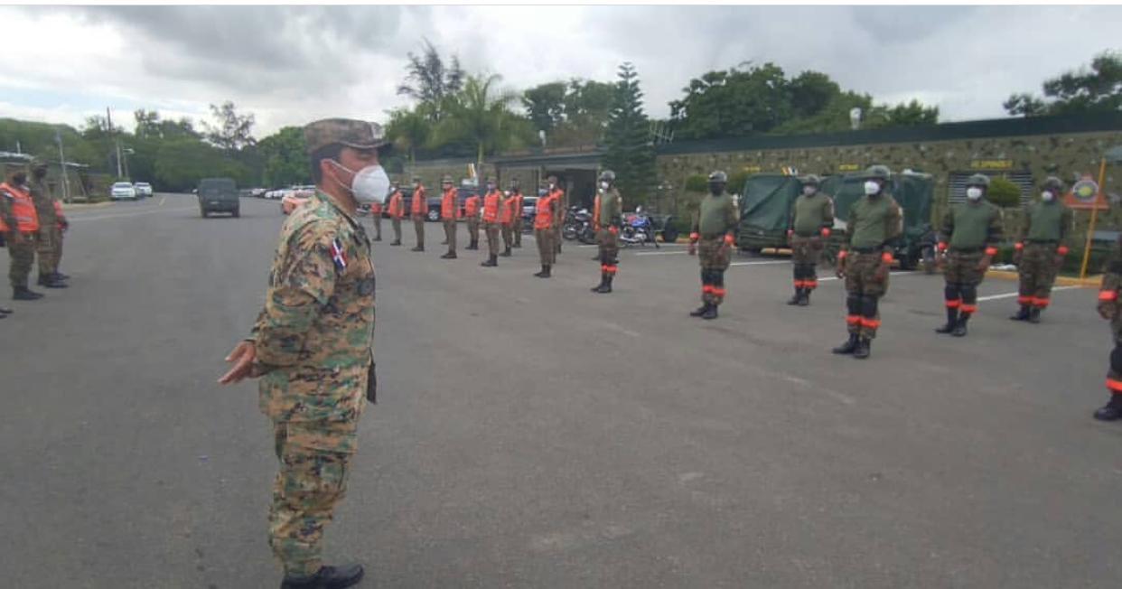 Ejército ordena despliegue de brigadas de mitigación por tormenta tropical