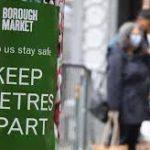 El Reino Unido comunica 16 muertes por COVID-19 y 352 nuevos contagios