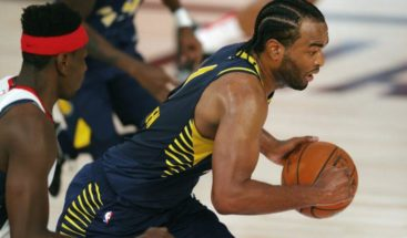 T.J. Warren anota 34 puntos y Pacers vencen a los Wizards