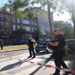 Un hombre armado retiene a varias personas en un banco de Francia