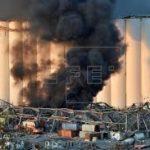 Arrestado director de Aduanas del Líbano tras explosión en puerto de Beirut