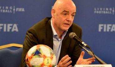 FIFA defiende al presidente Infantino mientras continúan los procedimientos penales