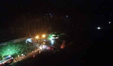 Avión de Air India se estrella; iban a bordo con 191 pasajeros