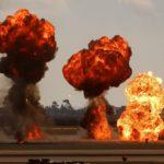 Beirut podría haber sido alcanzado por un ataque con misiles