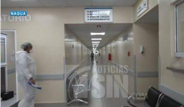 """MSP atribuye a """"fallos de bioseguridad"""" incremento de casos COVID-19 en hospital de Nagua"""