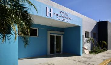 Medina entrega Hospital Municipal Elvira Echavarría en Guerra