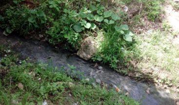 Residentes en el sector de Manoguayabo denuncian foco de contaminación