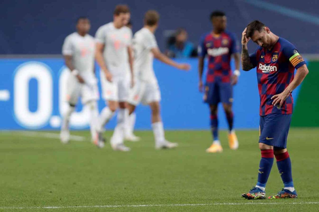 El Bayern propina una goleada histórica al Barcelona eliminandolos de la Champions