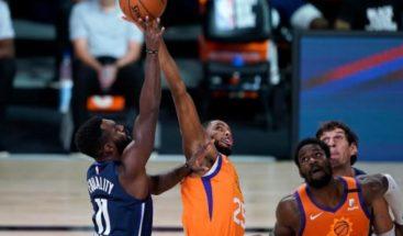 Phoenix Suns  sigue invicto en la burbuja y se acercan a postemporada