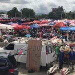 Preocupa falta de protocolo sanitario en el Mercado de las Pulga de Santiago