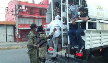 Ciudadanos respaldan decisión del presidente Medina de extender toque de queda