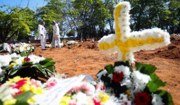 Brasil suma cerca de 600 muertes por COVID-19 y el total pasa de las 101.000