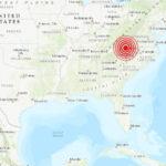 Un terremoto de magnitud 5,1 sacude estados del sureste de EE.UU.
