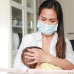 OMS anima a las madres con COVID-19 a dar el pecho a sus hijos recién nacidos