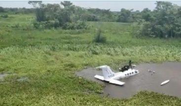 """Venezuela """"inutiliza"""" aeronave procedente de RD por narcotráfico"""