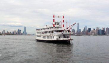 Tres arrestados por fiesta ilegal con 170 personas en un barco en Nueva York