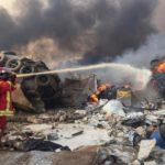 Suben a 113 los muertos y cerca de 4.000 los heridos en explosión de Beirut
