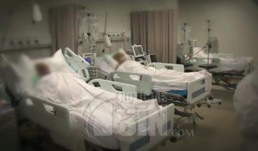 Se reportan 20 nuevas defunciones por COVID-19; 312 pacientes en UCI