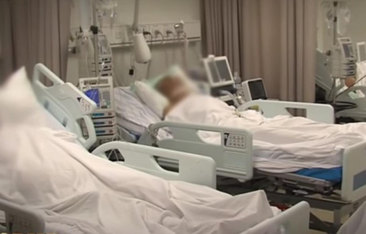 Ocupación hospitalaria es de 61% y en UCI 68% a nivel nacional
