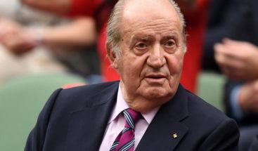 Cinco días sin saber dónde está el rey Juan Carlos I