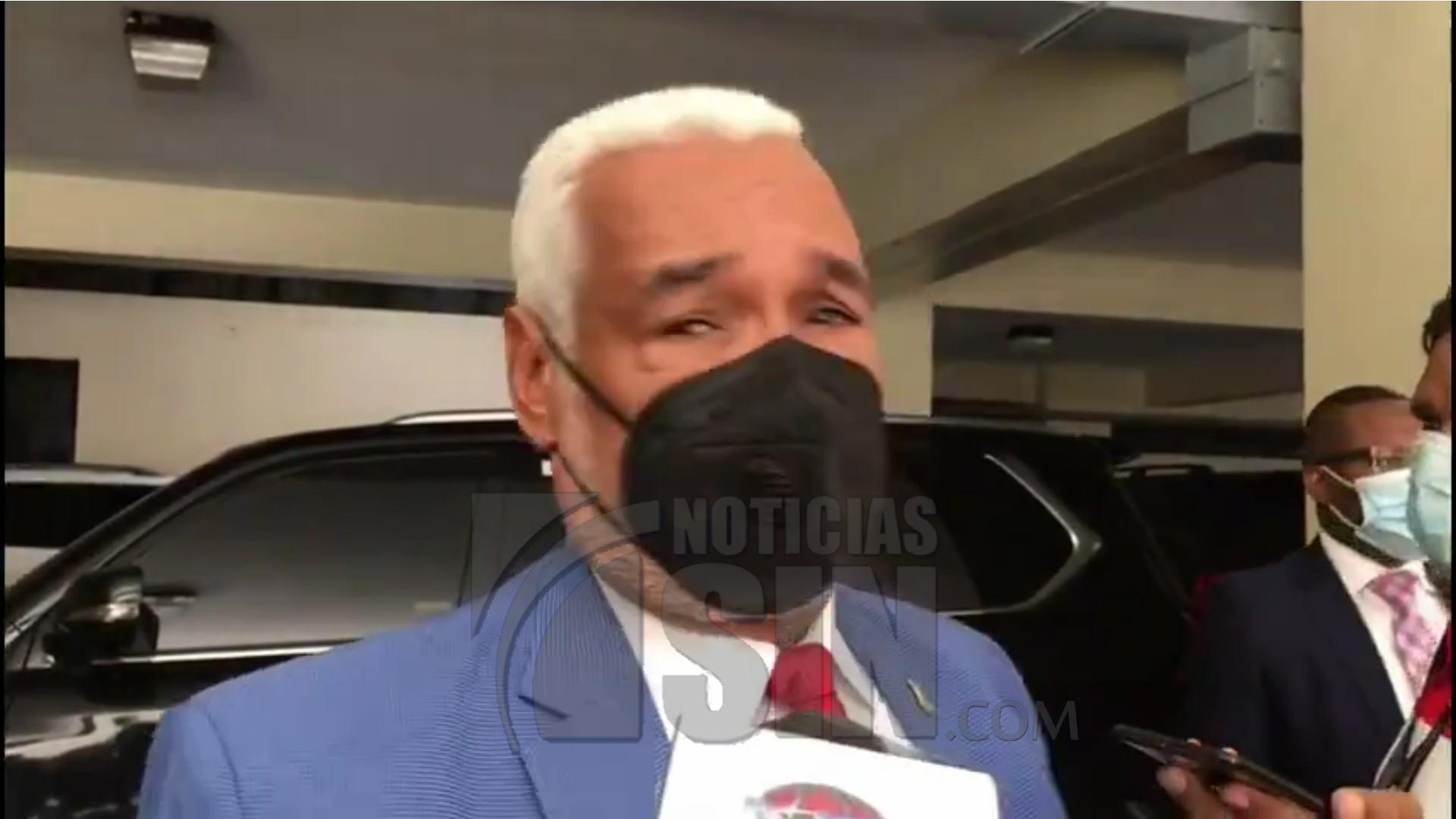 Radhamés Camacho responde a denuncia hecha por designado canciller Roberto Álvarez