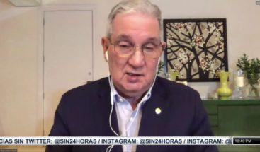 Vacuna contra COVID-19 estaría en diciembre en el mercado, asegura el doctor José Joaquín Puello