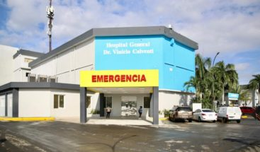 Medina entrega remozado Hospital Vinicio Calventi y Subcentro de Salud de Bayona
