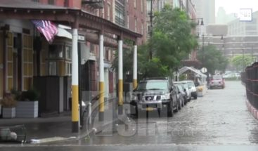 Isaías deja daños materiales en Nueva York