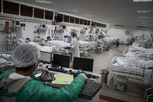 Brasil suma 1,060 muertes y 50,644 contagios por coronavirus en 24 horas