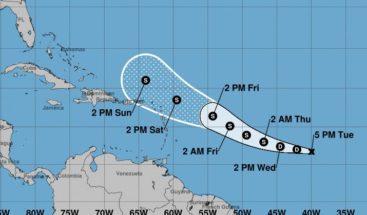 Se forma la depresión tropical número 11 en el Atlántico