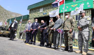 Danilo Medina entrega Puesto Interagencial en Jimaní