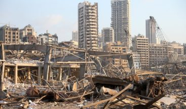 Renuncia todo el gabinete del Gobierno de Líbano tras explosión en puerto de Beirut