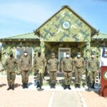 Inauguran salón VIP para militares y personalidades en Pedernales