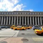 Facebook alquila sus oficinas del icónico edificio Farley de Nueva York