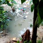 Residentes en el sector Paraíso C, en Villa Mella, piden intervenir cañada