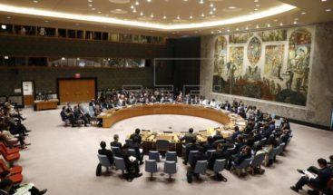 EE.UU. busca apoyo en la ONU con nuevo texto sobre el embargo de armas a Irán