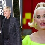 Katy Perry y Portia de Rossi defienden a Ellen DeGeneres en escándalo laboral