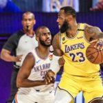 El Thunder vence a los Lakers en la peor actuación de los Angelinos en la temporada