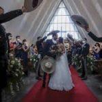 Boda de la hija de Alejandro Fernández, rodeada de fuertes críticas