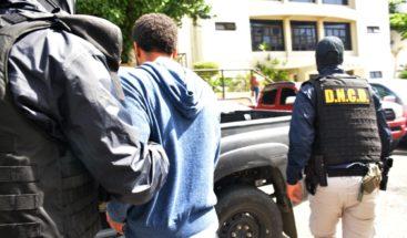 Más de 20 prófugos buscados por autoridades extranjeras fueron apresados en 2020, según DNCD