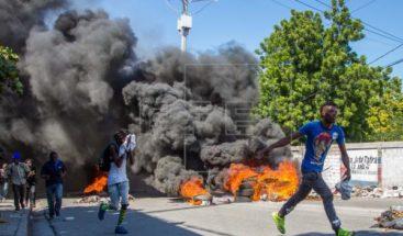ONU expresa preocupación por intolerable violencia de bandas armadas en Haití
