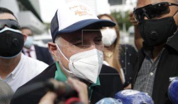 Expresidente Martinelli imputado por caso Odebrecht no puede salir de Panamá