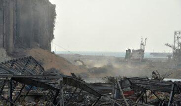 La agonía de Elie, que busca a su padre desaparecido en el puerto de Beirut