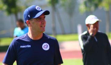 Jacques Passy designado DT de la selección absoluta de RD en la ruta hacia Catar 2022