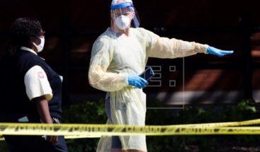 EE.UU. supera los 163,300 muertos y más de millones de contagios de COVID-19