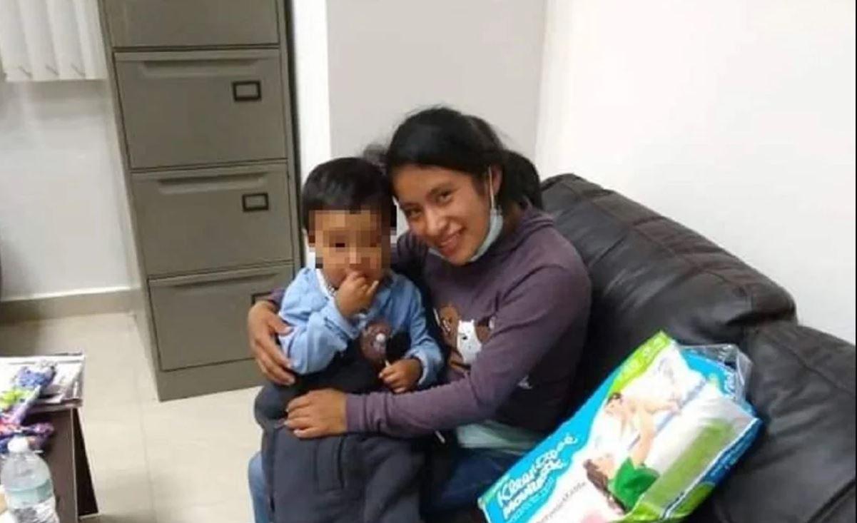 Aparece Dylan, el niño de 2 años que desapareció desde un mercado en México hace más de un mes