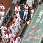 Otro brote de Coronavirus en MLB, 13 miembros de los Cardenales dieron positivo al virus