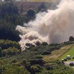 Tres muertos y seis heridos tras descarrilar un tren en Escocia